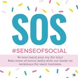 #SenseofSocial